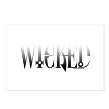 WICKED Postcards (Package of 8)