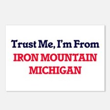 Trust Me, I'm from Iron M Postcards (Package of 8)