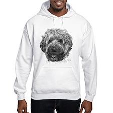 Soft-Coated Wheaten Terrier Hoodie Sweatshirt