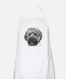 Soft-Coated Wheaten Terrier BBQ Apron