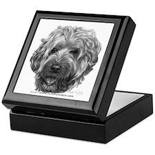 Soft-Coated Wheaten Terrier Keepsake Box