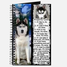 Siberian Husky Dog Laws Rules Journal