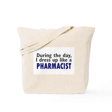 Dress Up Like A Pharmacist Tote Bag