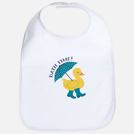 Bath Time Bib