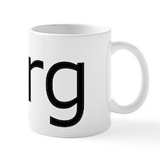 Blerg Mug