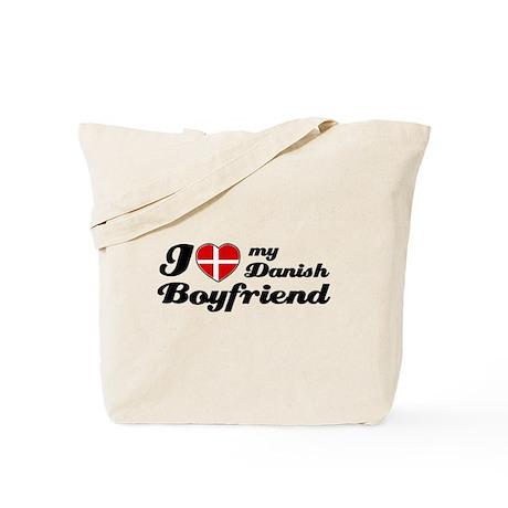 I love my Danish Boyfriend Tote Bag
