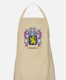 Beaman Coat of Arms (Family Crest) Apron