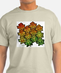 Celtic Leaf Transformation T-Shirt