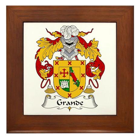 Grande Framed Tile