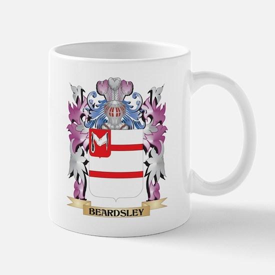 Beardsley Coat of Arms (Family Crest) Mugs
