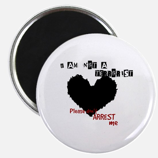 Cute I don%27t dial 911 Magnet