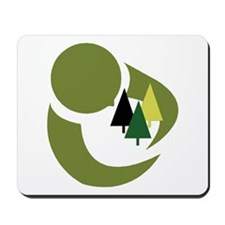 Protect The Trees Mousepad