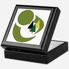 Protect The Trees Keepsake Box