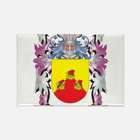 Becket Coat of Arms (Family Crest) Magnets