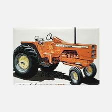 Antique Tractors Rectangle Magnet