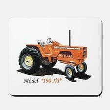 Antique Tractors Mousepad