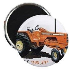 Antique Tractors Magnet