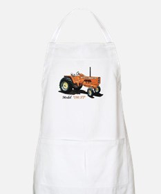 Antique Tractors BBQ Apron