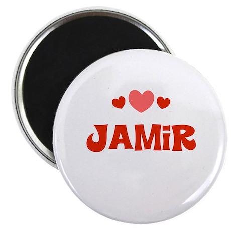 "Jamir 2.25"" Magnet (10 pack)"