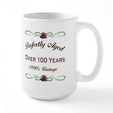Over 100 Years Mug