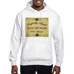 Over 100 Years Hooded Sweatshirt