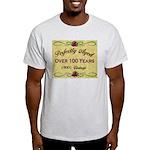 Over 100 Years Light T-Shirt