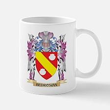 Bedrosian Coat of Arms (Family Crest) Mugs