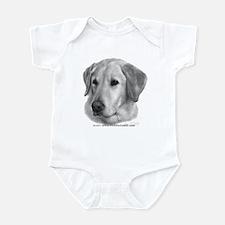Sam, Labrador Retriever Infant Bodysuit