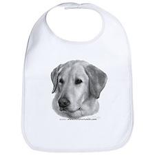 Sam, Labrador Retriever Bib