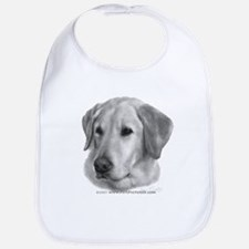 Sam, Labrador Retriever Bib