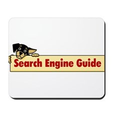 Search Engine Guide Mousepad