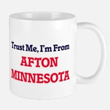 Trust Me, I'm from Afton Minnesota Mugs