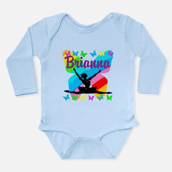 CUSTOM BALLET Long Sleeve Infant Bodysuit