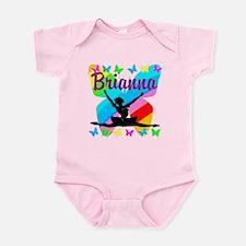 CUSTOM BALLET Infant Bodysuit