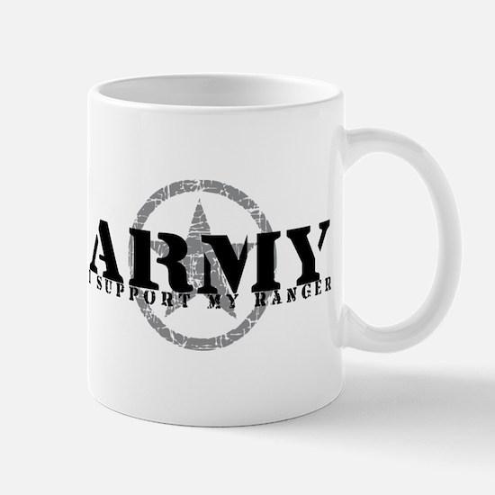 Army - I Support My Ranger Mug