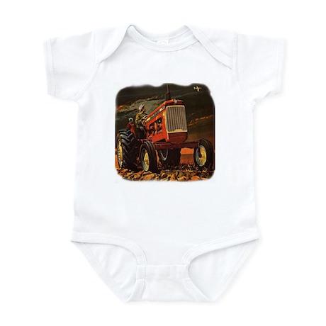 Rural America Infant Bodysuit