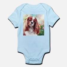 Cavalier King Charles Spaniel Painting Body Suit