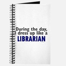Dress Up Like A Librarian Journal