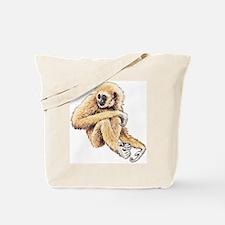 Gibbon Ape Tote Bag