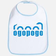 Ogopogo Lake Monster Bib