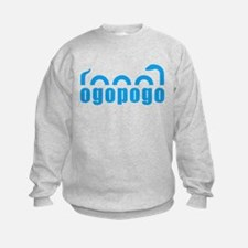 Ogopogo Lake Monster Sweatshirt
