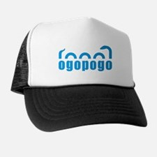 Ogopogo Lake Monster Trucker Hat