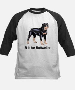 R is for Rottweiler Tee