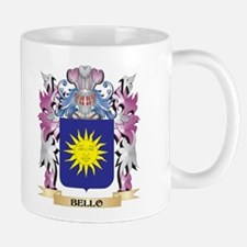 Bello Coat of Arms (Family Crest) Mugs