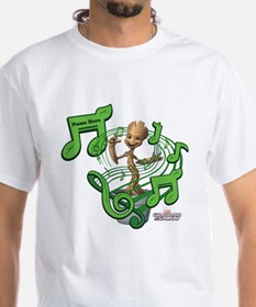 GOTG Personalized Musical Groot Shirt