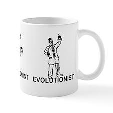 Bananist/Creationist/Evolutio Coffee Mug