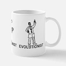 Bananist/Creationist/Evolutio Mug