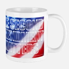 Second Amendment Matters Mugs