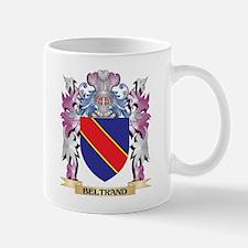 Beltrand Coat of Arms (Family Crest) Mugs