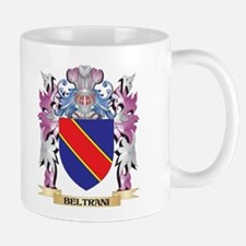 Beltrani Coat of Arms (Family Crest) Mugs